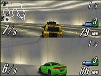 Archive 64 top gear overdrive nintendo 64 n64 review top gear overdrive screen two player racing sciox Image collections